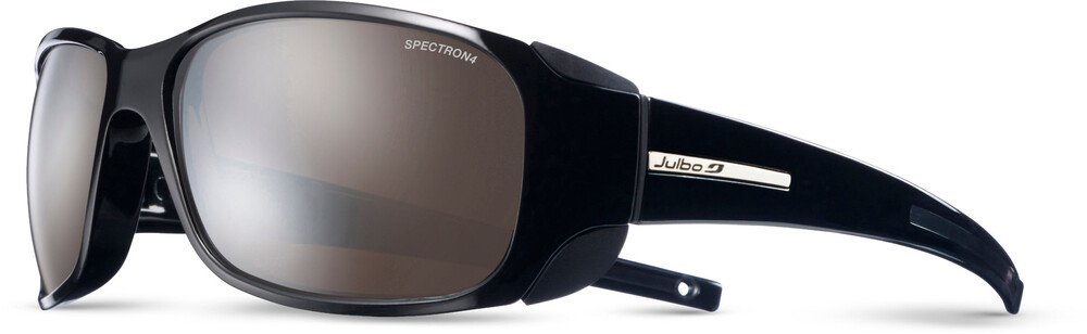 Julbo Monterosa Spectron 4 Sunglasses Women Dark Blue/Gray/Coral-Brown Flash Silver 2018 Gletscherbrillen UHfLM